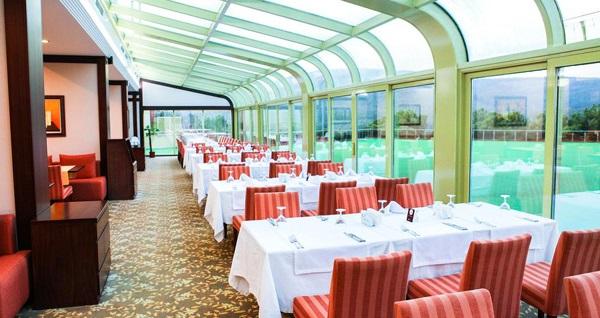Maltepe Marma Hotel Istanbul'da hafta sonu çift kişilik 1 gece konaklama seçenekleri 209 TL'den başlayan fiyatlarla! Fırsatın geçerlilik tarihi için, DETAYLAR bölümünü inceleyiniz.