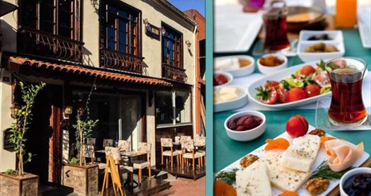 Va Bene Cafe & Restaurant'ta 2 kişilik serpme kahvaltı keyfi 50 TL yerine 29 TL! 30 Ocak 2015 tarihine kadar geçerlidir.