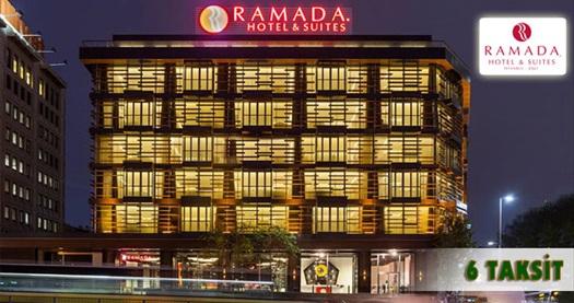 Ramada Hotel & Suites İstanbul Şişli'de çift kişilik 1 gece konaklama keyfi 149 TL'den başlayan fiyatlarla! Fırsatın geçerlilik tarihi için, DETAYLAR bölümünü inceleyiniz.