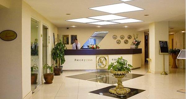 Çekirge Kırcı Termal Hotel'de 1 gece konaklama seçenekleri 189 TL'den başlayan fiyatlarla! Fırsatın geçerlilik tarihi için DETAYLAR bölümünü inceleyiniz.