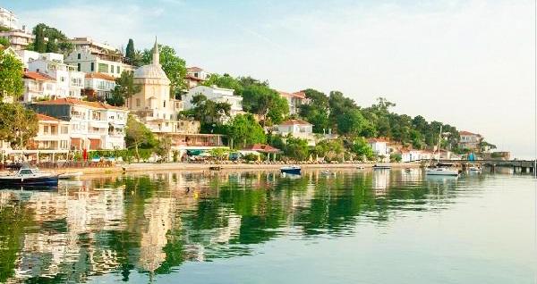Cennet Bahçesi Burgazada'da 1 kişilik serpme kahvaltı 42,50 TL! Fırsatın geçerlilik tarihi için DETAYLAR bölümünü inceleyiniz.