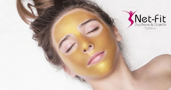 Net - Fit Güzellik'te aydınlık cilt için 2 seans altın maske uygulaması 300 TL yerine 59 TL! Fırsatın geçerlilik tarihi için DETAYLAR bölümünü inceleyiniz.