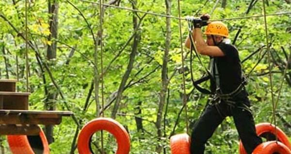 Türkiye'nin en büyük açık alana sahip macera & etkinlik parkı Forest Kemerburgaz'a hafta içi giriş 85 TL'den başlayan fiyatlarla! Fırsatın geçerlilik tarihi için DETAYLAR bölümünü inceleyiniz.