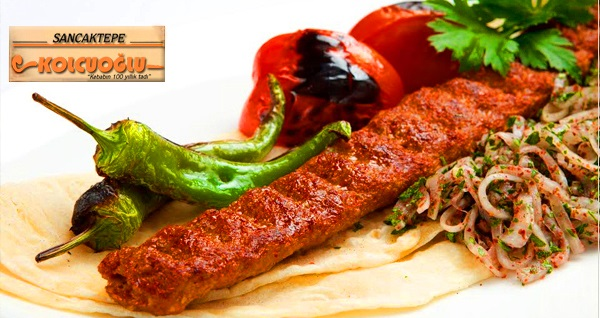 Kolcuoğlu Sancaktepe'de enfes lezzetlerle dolu kebap menüleri 39,90 TL! Fırsatın geçerlilik tarihi için DETAYLAR bölümünü inceleyiniz.