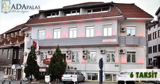 Benzersiz tatilin adresi Bursa Adapalas Hotel'de kahvaltı dahil çift kişilik 1 gece konaklama keyfi 129 TL'den başlayan fiyatlarla! Özel günler DAHİL; 31 Mart 2015 tarihine kadar, haftanın her günü geçerlidir. Fırsata, çift kişilik 1 gece konaklama ve kahvaltı dahildir.
