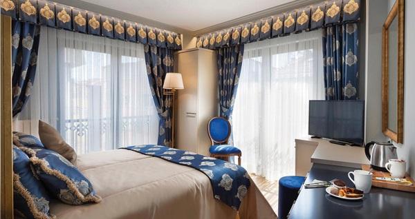 Kadıköy Güner Business Hotel'de çift kişi 1 gece kahvaltı dahil konaklama seçenekleri 229 TL'den başlayan fiyatlarla! Fırsatın geçerlilik tarihi için, DETAYLAR bölümünü inceleyiniz.