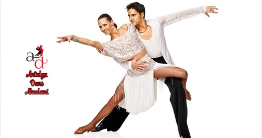 Antalya Dans Akademi'de yetişkinler için 4 saatlik salsa & bachata eğitimi 150 TL yerine 19,90 TL! Fırsatın geçerlilik tarihi için, DETAYLAR bölümünü inceleyiniz.