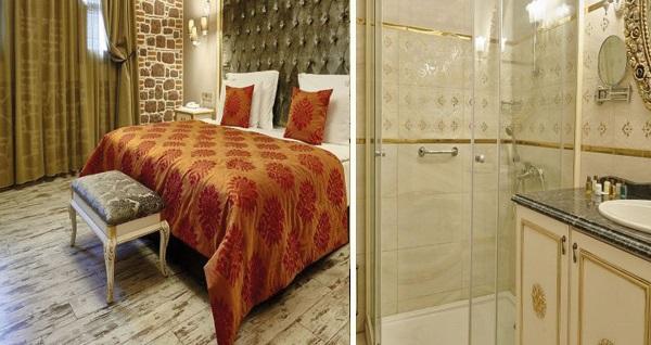 L'agora Old Town Hotel & Bazaar'da çift kişilik 1 gece konaklama seçenekleri 229 TL'den başlayan fiyatlarla! Fırsatın geçerlilik tarihi için, DETAYLAR bölümünü inceleyiniz.