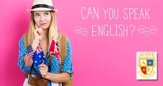 Kızılay Active English'te yabancı eğitmenler eşliğinde 24 saatlik İngilizce konuşma kulübü 350 TL yerine 29,90 TL! Fırsatın geçerlilik tarihi için, DETAYLAR bölümünü inceleyiniz.