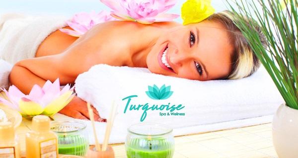 Gayrettepe Beyazıt Han Plaza Turquoise Spa'da tek ve çift kişilik rahatlatıcı masaj terapileri 49 TL'den başlayan fiyatlarla! Fırsatın geçerlilik tarihi için DETAYLAR bölümünü inceleyiniz.