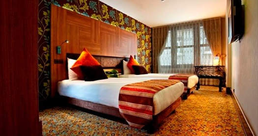 Harbiye Konak Hotel'de çift kişilik 1 gece konaklama seçenekleri 189 TL'den başlayan fiyatlarla! Fırsatın geçerlilik tarihi için DETAYLAR bölümünü inceleyiniz.