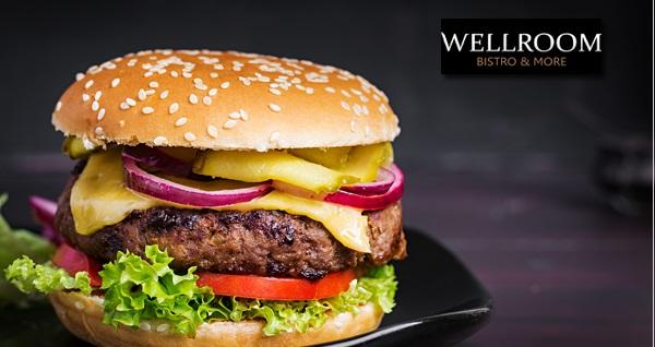 Wellroom Bistro & More'da öğle ve akşam yemeği menüleri 28 TL'den başlayan fiyatlarla! Fırsatın geçerlilik tarihi için DETAYLAR bölümünü inceleyiniz.