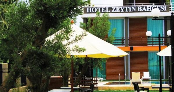İznik Hotel Zeytin Bahçesi'nde farklı oda tiplerinde kahvaltı dahil 1 gece konaklama seçenekleri 189 TL'den başlayan fiyatlarla! Fırsatın geçerlilik tarihi için, DETAYLAR bölümünü inceleyiniz.