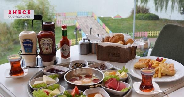 Botanik Park 2 Hece Cafe'de enfes lezzetlerle dolu sini köy kahvaltısı ve açık büfe kahvaltı keyfi 33,90 TL'den başlayan fiyatlarla! Fırsatın geçerlilik tarihi için DETAYLAR bölümünü inceleyiniz.