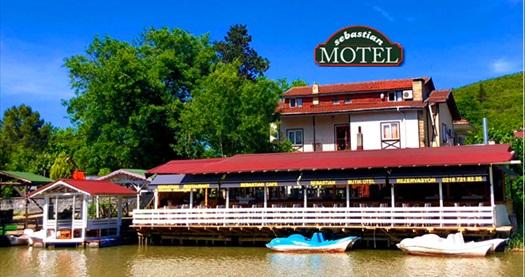 Ağva Motel Sebastian'da doğa içerisinde kahvaltı dahil çift kişilik 1 gece konaklama 250 TL'den başlayan fiyatlarla! Fırsatın geçerlilik tarihi için DETAYLAR bölümünü inceleyiniz.