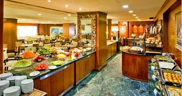 The Green Park Hotel Bostancı'da çift kişilik 1 gece konaklama seçenekleri 209 TL'den başlayan fiyatlarla! Fırsatın geçerlilik tarihi için DETAYLAR bölümünü inceleyiniz.