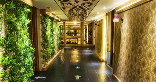 Dream Hill Business Deluxe Hotel Mia Spa'da 40 dakika ıslak alan kullanımı dahil İsveç masajı 69 TL'den başlayan fiyatlarla! Fırsatın geçerlilik tarihi için DETAYLAR bölümünü inceleyiniz. Mia SPA haftanın her günü 10.00 - 22.00 saatleri arasında hizmet vermektedir.