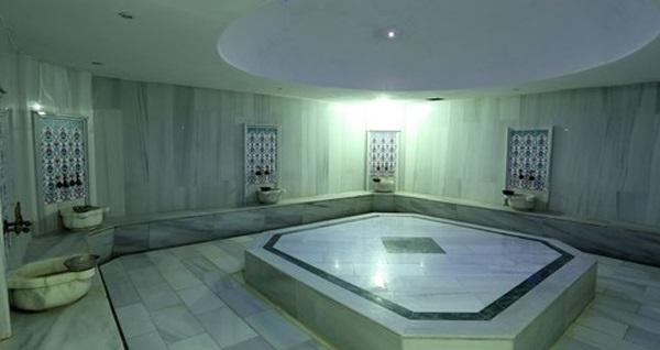 Eser Diamond Hotel'den 30 dakika sauna - hamam kullanımı dahil profesyonel masaj uygulamaları 79 TL! Fırsatın geçerlilik tarihi için DETAYLAR bölümünü inceleyiniz.