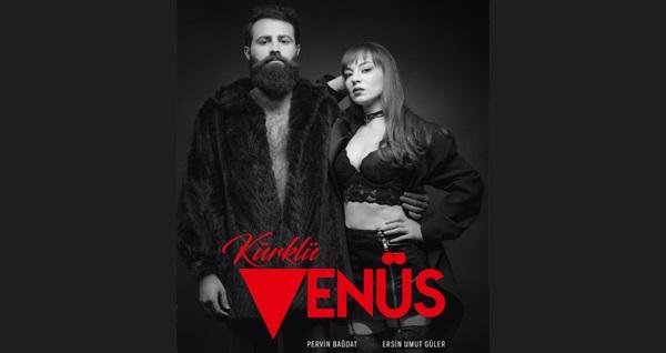 """Ersin Umut Güler'in yönettiği ''Kürklü Venüs'' tiyatro oyunu 35 TL'den başlayan fiyatlarla! Tarih ve konum seçimi yapmak için """"Hemen Al"""" butonuna tıklayınız."""