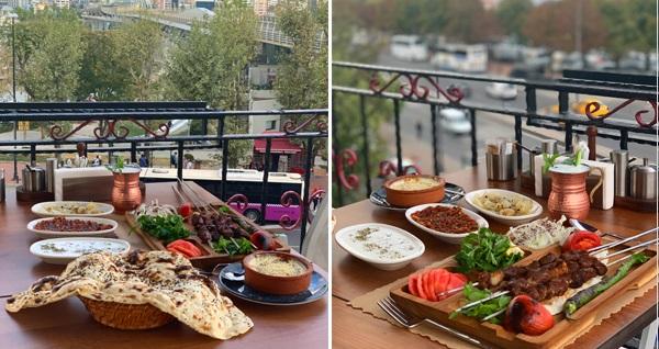 Eşsiz manzaraya sahip Yanık Köşk'te tadına doyulmaz kebap menüleri 35 TL'den başlayan fiyatlarla! Fırsatın geçerlilik tarihi için DETAYLAR bölümünü inceleyiniz.