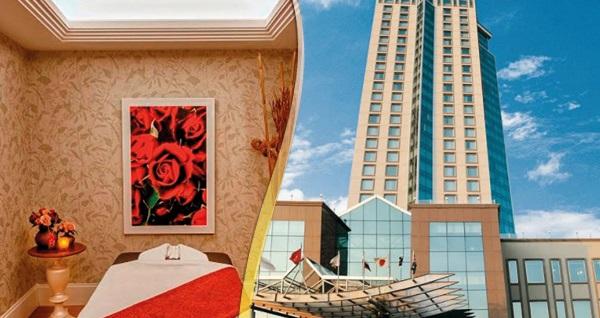 Kaya İstanbul Fair & Convention Hotel'de masaj, SPA, havuz girişi ve tesis kullanımı 109 TL'den başlayan fiyatlarla! Fırsatın geçerlilik tarihi için DETAYLAR bölümünü inceleyiniz.