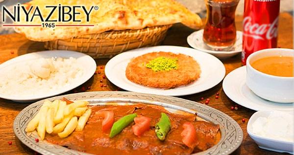 Niyazibey Sancaktepe'de lezzetli ve zengin iftar menüsü 58 TL! Bu fırsat 6 Mayıs - 3 Haziran 2019 tarihleri arasında, iftar saatinde geçerlidir.