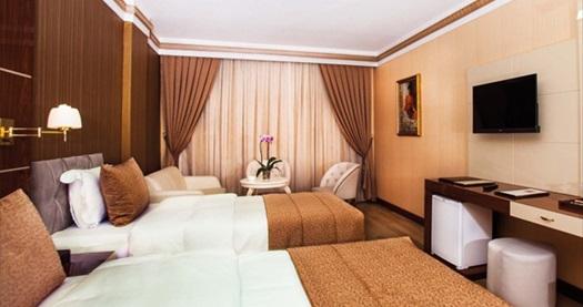 Çukurova Erten Hotel Adana Merkez'de kahvaltı dahil çift kişilik 1 gece konaklama 280 TL! Fırsatın geçerlilik tarihi için, DETAYLAR bölümünü inceleyiniz.