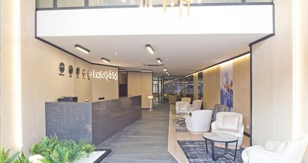 Hotel 86 By Katipoğlu Çankaya'da kahvaltı dahil çift kişilik 1 gece konaklama 240 TL yerine 169 TL! Fırsatın geçerlilik tarihi için, DETAYLAR bölümünü inceleyiniz.