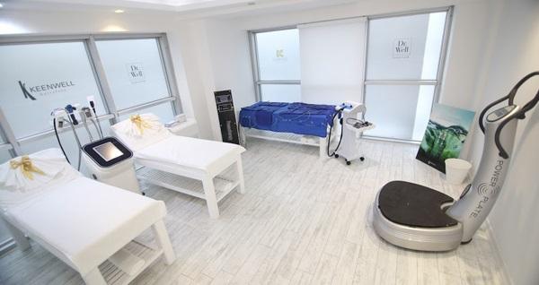 Dr. Well Estetik'te 2 seans soğuk lipoliz ve mekanik lenf masajı 39,90 TL! Fırsatın geçerlilik tarihi için, DETAYLAR bölümünü inceleyiniz.