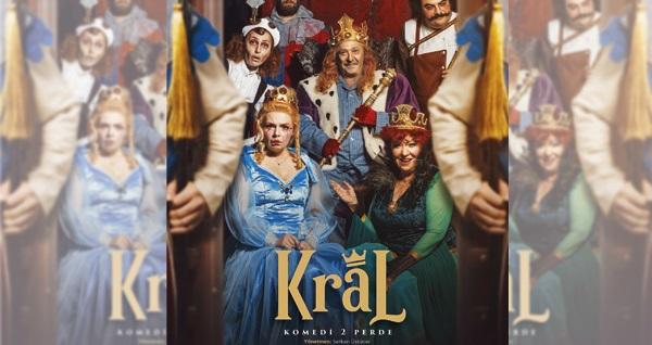 """Serkan Üstüner'in yönettiği ''Kral'' oyunu için biletler 45 TL'den başlayan fiyatlarla! Tarih ve konum seçimi yapmak için """"Hemen Al"""" butonuna tıklayınız."""