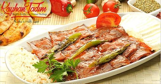 Kayhan Çarşısı Tadım Izgara'da nefis ikramlar eşliğinde İskender veya pideli köfte menüsü 24,90 TL'den başlayan fiyatlarla! Fırsatın geçerlilik tarihi için DETAYLAR bölümünü inceleyiniz.