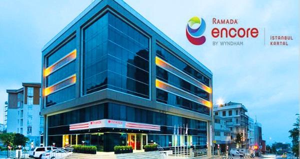 Ramada Encore By Wyndham İstanbul Kartal Otel'de çift kişilik 1 gece konaklama