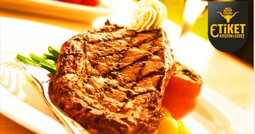 Etiket Kasap Izgara'da kanat, köfte ve karışık ızgara menüleri 17,90 TL'den başlayan fiyatlarla! Fırsatın geçerlilik tarihi için DETAYLAR bölümünü inceleyiniz.