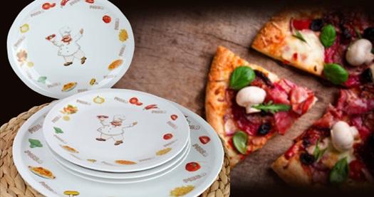 Sevdiklerinizle keyifli yemek saatleri için 5'li Pizza Seti 49,90 TL yerine 29,90 TL! Tüm Türkiye'ye kargo hizmeti vardır.