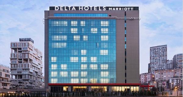 Delta By Marriott İstanbul Haliç Hotel'de deluxe odalarda çift kişi 1 gece konaklama, kahvaltı ve SPA kullanımı 700 TL yerine 479 TL! Fırsatın geçerlilik tarihi için DETAYLAR bölümünü inceleyiniz.