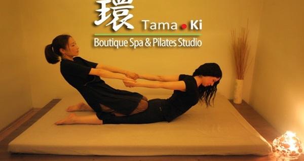 Kadıköy Tama.Ki Boutique Spa ve Pilates Studio'da masaj seçenekleri 109 TL'den başlayan fiyatlarla! Fırsatın geçerlilik tarihi için DETAYLAR bölümünü inceleyiniz.