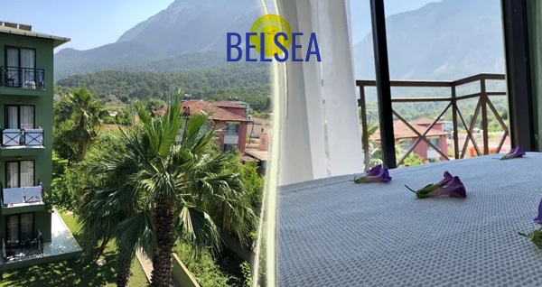 Beldibi Belsea Hotel'de çift kişi 1 gece kahvaltı dahil konaklama 207 TL'den başlayan fiyatlarla! Fırsatın geçerlilik tarihi için DETAYLAR bölümünü inceleyiniz.