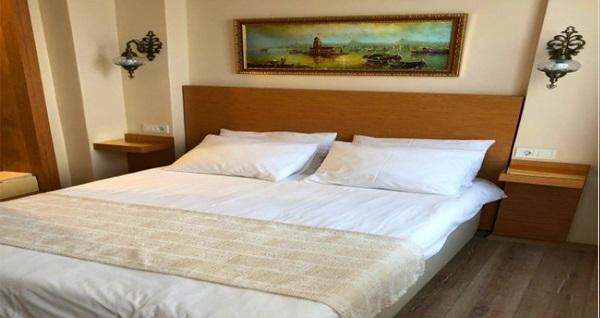 Ottoman's Pearl Hotel'de konaklama seçenekleri 105 TL'den başlayan fiyatlarla! Fırsatın geçerlilik tarihi için DETAYLAR bölümünü inceleyiniz.