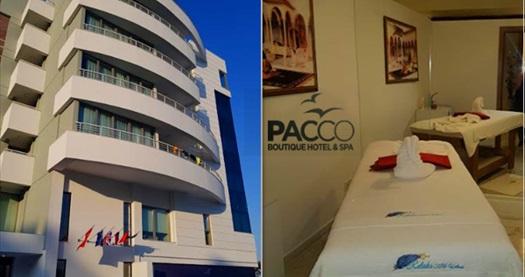 Pacco Boutique Hotel Relaks Spa'da masaj ve spa kullanımı 79,90 TL! Fırsatın geçerlilik tarihi için DETAYLAR bölümünü inceleyiniz.