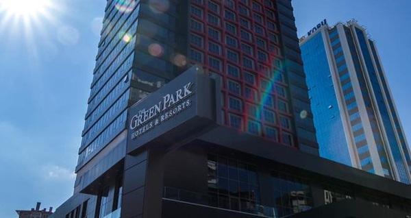 The Green Park Hotel Ankara'da tek kişilik zengin açık büfe iftar menüsü 79 TL! 6 Mayıs-3 Haziran 2019 tarihleri arasında, iftar saatinde geçerlidir.