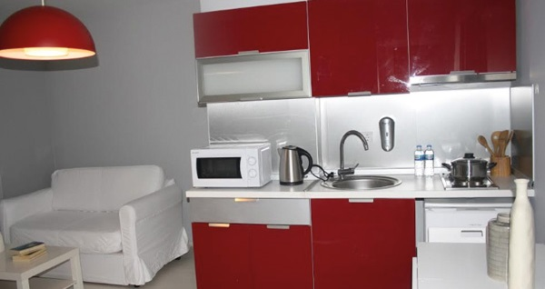 Ataşehir Arkem Hotel Suite 3'te 1+0 mutfaklı studio odada çift kişilik 1 gece konaklama 99 TL! Fırsatın geçerlilik tarihi için, DETAYLAR bölümünü inceleyiniz.
