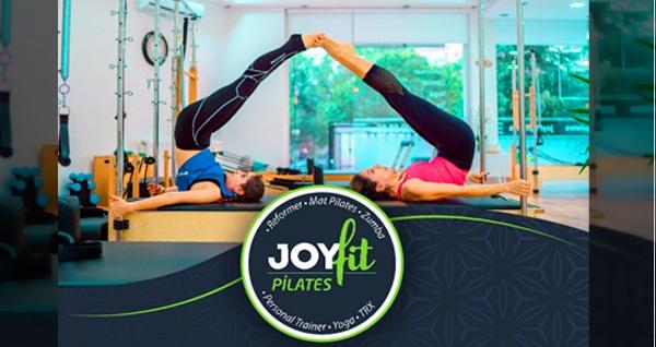 JoyFit Pilates Studio'nun tüm şubelerinde geçerli 2 seans reformer pilates 39,90 TL! Fırsatın geçerlilik tarihi için DETAYLAR bölümünü inceleyiniz.