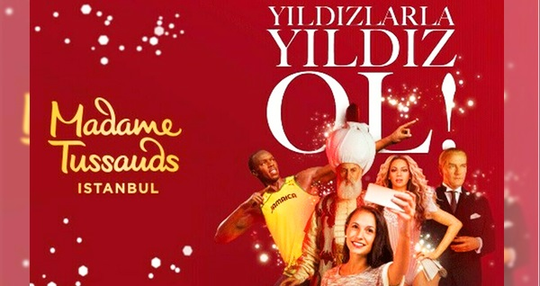 Madame Tussauds İstanbul için giriş biletleri kişi başı 49 TL! Fırsatın geçerlilik tarihi için DETAYLAR bölümünü inceleyiniz.