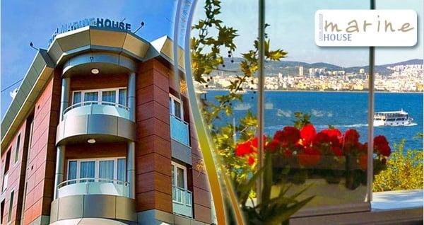 Büyükada Marine House Boutique Hotel'de Bayramda da geçerli kahvaltı dahil çift kişilik 1 gece konaklama 169 TL'den başlayan fiyatlarla! Fırsatın geçerlilik tarihi için DETAYLAR bölümünü inceleyiniz.