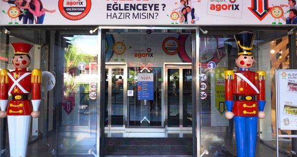 Akdeniz'in en büyük kapalı tema parkı Agorix Antalya'da oyun kredileri 17,50 TL'den başlayan fiyatlarla! Fırsatın geçerlilik tarihi için, DETAYLAR bölümünü inceleyiniz.