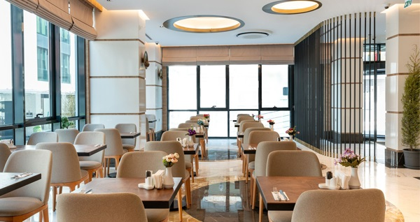 Febor İstanbul Bomonti Hotel & Spa'da çift kişi 1 gece kahvaltı dahil konaklama 239 TL! Fırsatın geçerlilik tarihi için, DETAYLAR bölümünü inceleyiniz.