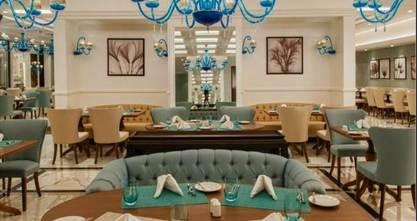 Kaya İstanbul Fair & Convention Hotel'de iftar menü seçenekleri 75 TL'den başlayan fiyatlarla! Bu fırsat 6 Mayıs - 3 Haziran 2019 tarihleri arasında, iftar saatinde geçerlidir.