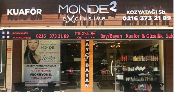 Monde Kuaför Kozyatağı'nda manikür, pedikür, mantar tedavisi, protez tırnak ve komple ağda uygulamaları 49,90 TL'den başlayan fiyatlarla! Fırsatın geçerlilik tarihi için DETAYLAR bölümünü inceleyiniz.