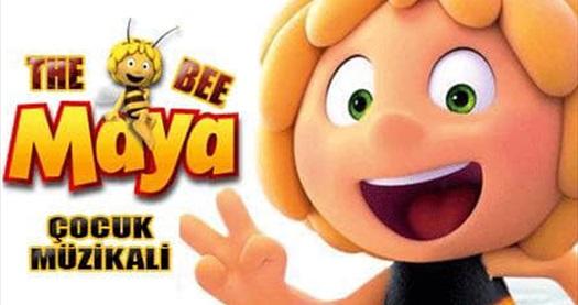 Arı Maya Show çocuk Oyununa Biletler 2350 Tl Yerine 15 Tl Grupanya