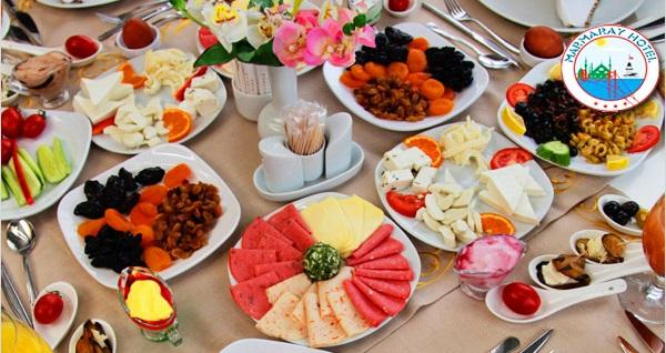 Yenikapı Marmaray Hotel'de açık büfe kahvaltı 19,90 TL'den başlayan fiyatlarla! Fırsatın geçerlilik tarihi için DETAYLAR bölümünü inceleyiniz.